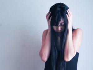 パーキンソン病の原因5:大きなストレス
