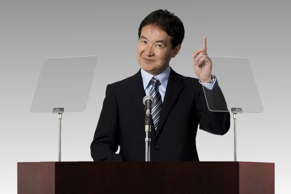藤川英二氏