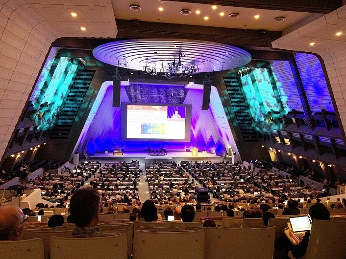 2019年 京都 パーキンソン病世界大会