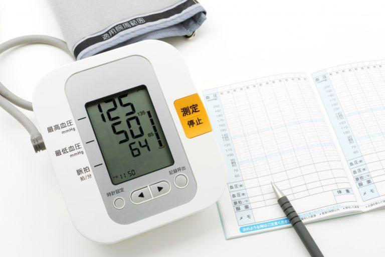 パーキンソン病と血圧の関係